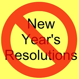 Setting New Years Resolution