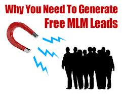 The Secret to Get Free MLM Leads