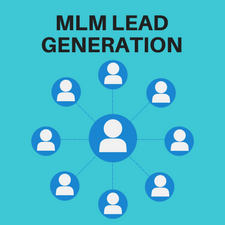 Get leads in network marketing