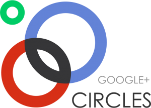 Using google plus circles