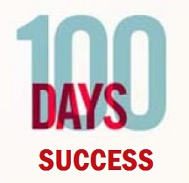 Take the 100 Day Challenge
