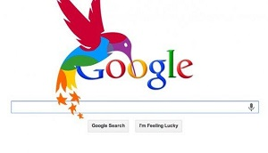 humingbird google search update