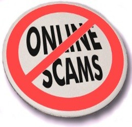 work online from home scams