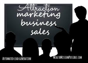 The Buyer Leads Attraction Marketing Formula