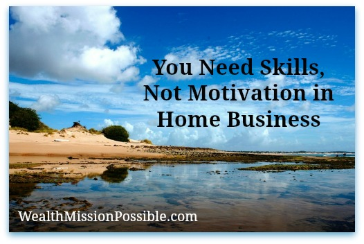 Home business skills