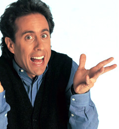 Network Marketing Success Tips from Jerry Seinfeld