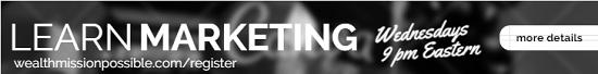 Free Internet Marketing webinar