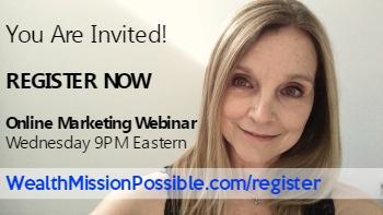 online marketing webinar