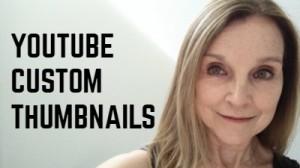 Creating YouTube custom thumbnails