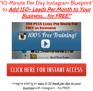 Get leads on Instagram