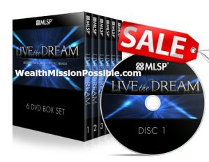 MLSP Live the Dream Event DVD Set