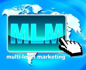 How to build a multi level marketing business