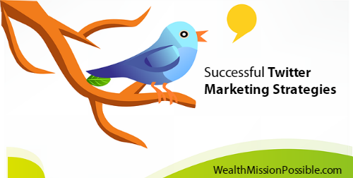 Successful Twitter Marketing Strategies