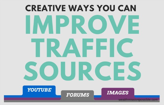 Get Alternative Blog Traffic Sources