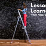 Lessons learned from Neil Patel