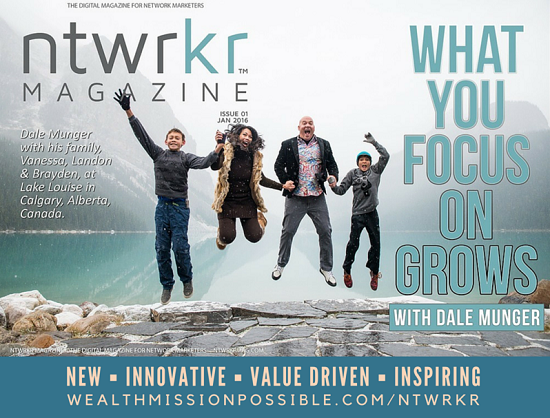New digital magazine debuts - ntwrkr