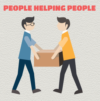 Network Marketing People Help each other