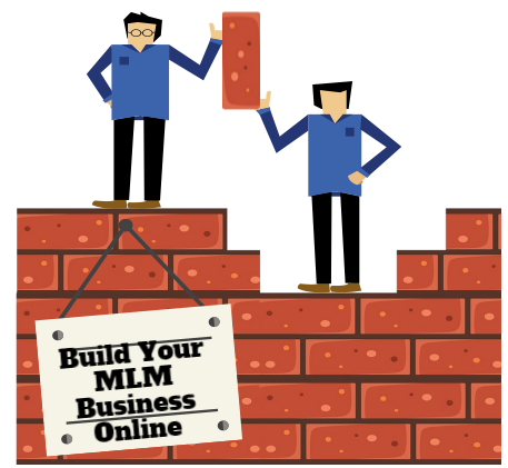 Build Your MLM Business Online