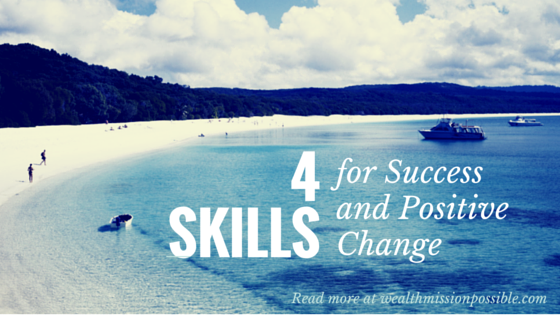Success and Positive Change in MLM