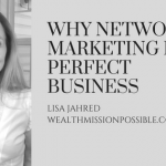 Why Network Marketing is the Perfect Business