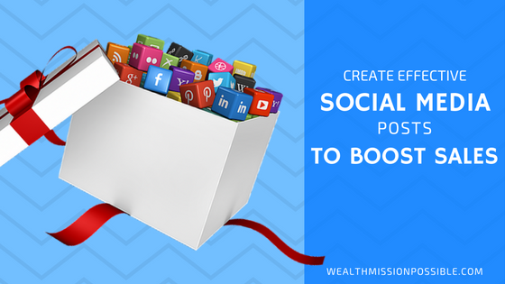 Boost Your Sales with Highly Effective Social Media Posting Strategies