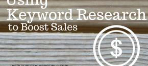 Get more customers with keyword research
