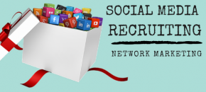 Recruit MLM Team using Social Media