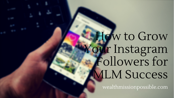 Increase Your Instagram Followers in 5 steps