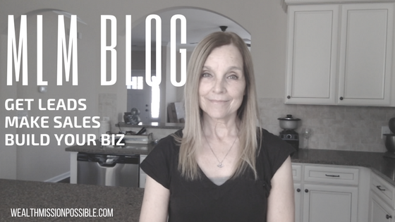 Using an MLM Blog to build your business