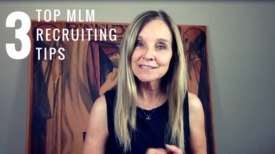 Recruit high quality leaders in network marketing