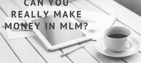 Making money in network marketing