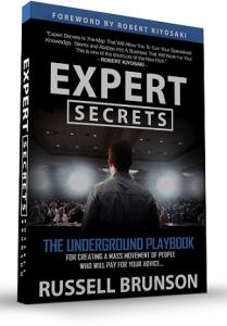 Free book - Expert Secrets