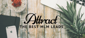 Generate leads in network marketing