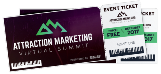 MLSP attraction marketing virtual summit
