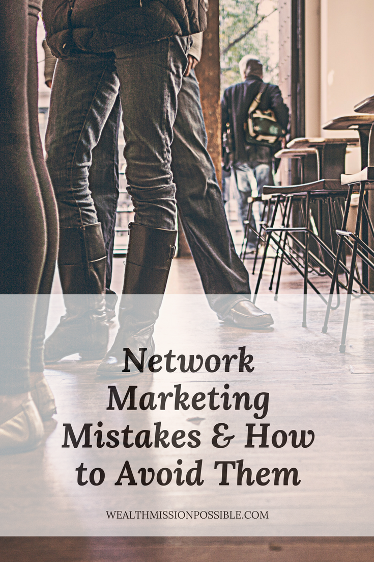 Learn the top MLM mistakes, how to avoid them and what to do instead. Learn more.