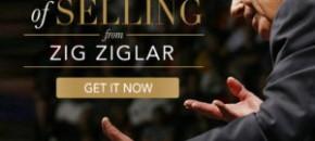 Secrets of selling with Zig Ziglar