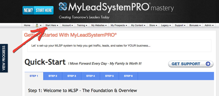 Get started with MLSP