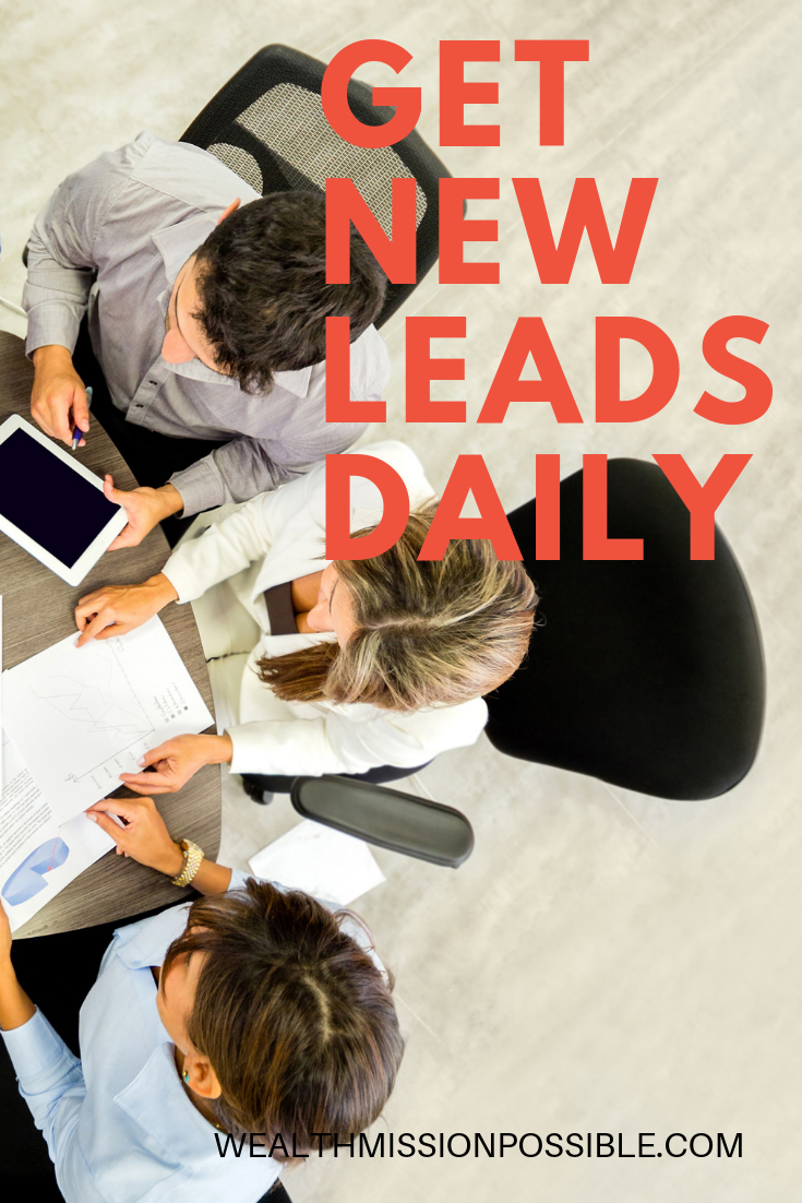 Generating leads is a top priority for whether you are a small business owner or have a home network marketing business. Use these 3 basic strategies as a foundation to generate new leads daily and build relationships with your prospects so you can grow your profits.